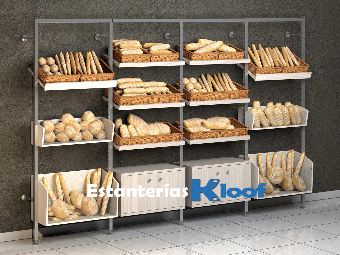Estanter As Para Tiendas Mobiliario Para Tiendas # Muebles Para Tienda Gourmet